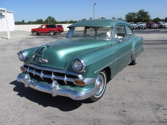 1954 Chevrolet 2 DOOR COUPE Blanchard, Oklahoma 8