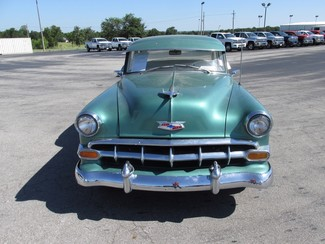 1954 Chevrolet 2 DOOR COUPE Blanchard, Oklahoma 9