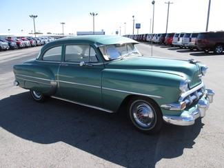 1954 Chevrolet 2 DOOR COUPE Blanchard, Oklahoma 11