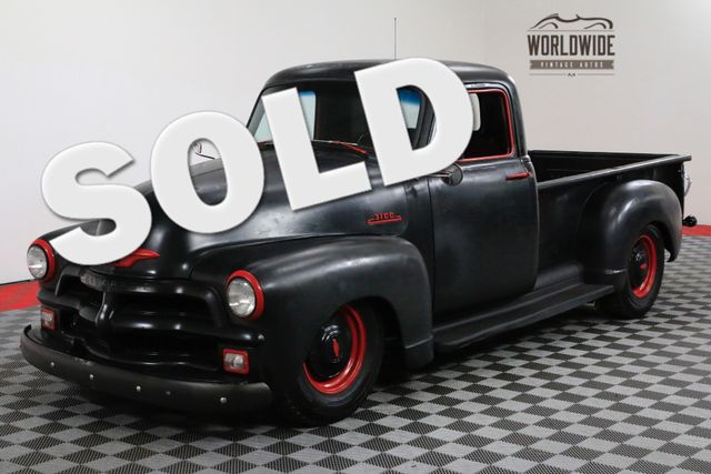 1954 Chevrolet 3600 FACTORY STEEL BODY 350 CI ENGINE | Denver, CO | WORLDWIDE VINTAGE AUTOS