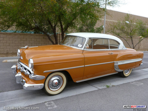 1954 Chevrolet Bel Air Power Glide in Las Vegas, NV