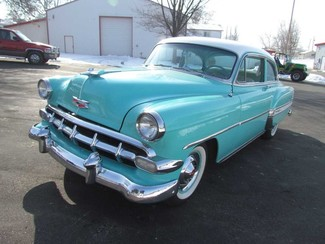 1954 Chevrolet Belair - Utah Showroom Newberg, Oregon