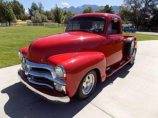 1954 Chevrolet Pickup - Utah Showroom Newberg, Oregon
