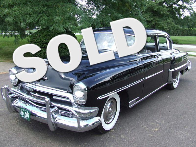 1954 Chrysler Windsor Deluxe | Mokena, Illinois | Classic Cars ...