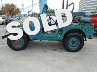 1954 Jeep / Willys M38A1 San Antonio, Texas