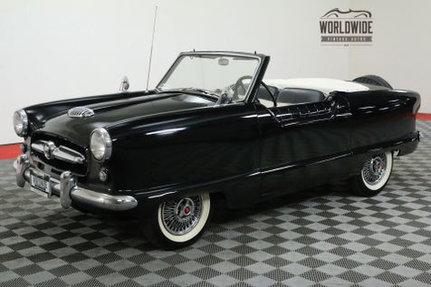 1954 Nash METROPOLITAN CONVERTIBLE. RESTORED. SHOW OR GO. | Denver, CO | Worldwide Vintage Autos in Denver, CO