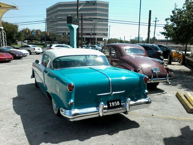 1954 Oldsmobile Ninety Eight Holiday HT San Antonio, Texas 2