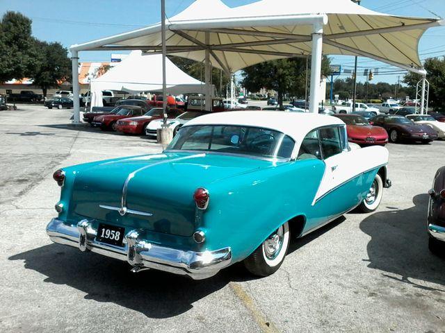 1954 Oldsmobile Ninety Eight Holiday HT San Antonio, Texas 4