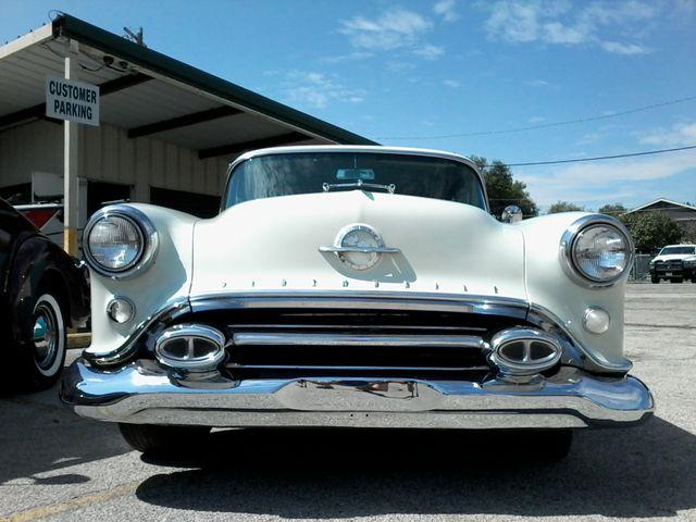 1954 Oldsmobile Ninety Eight Holiday HT San Antonio, Texas 3