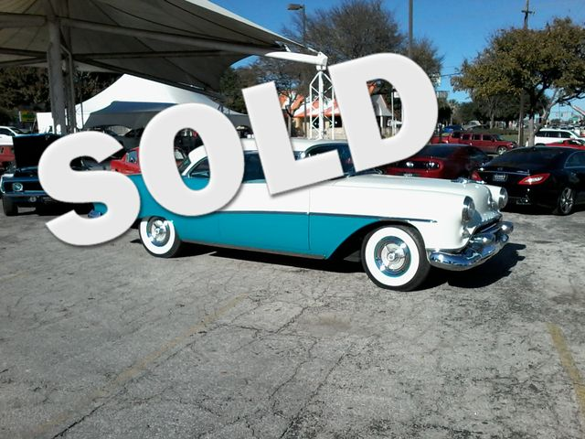 1954 Oldsmobile Ninety Eight Holiday HT San Antonio, Texas 0