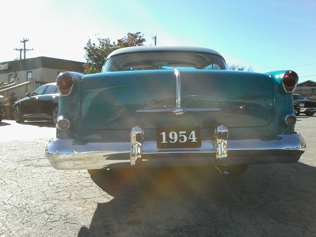 1954 Oldsmobile Ninety Eight Holiday HT San Antonio, Texas 21