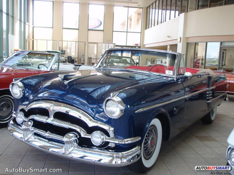 1954 Packard Victoria 5431 in Las Vegas, NV
