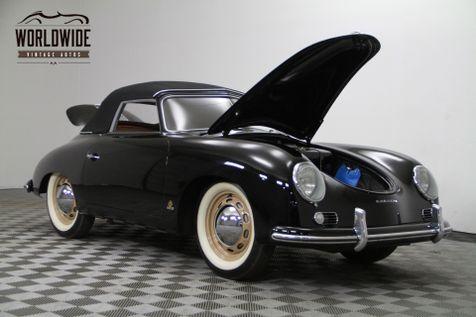 1954 Porsche 356/1500 Super Reutter  Cabriolet. Pre A. Concourse Restoration. | Denver, Colorado | Worldwide Vintage Autos in Denver, Colorado