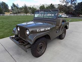 1954 Willys Jeep - Utah Showroom Newberg, Oregon