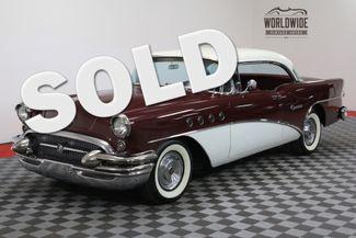 1955 Buick CENTURY RARE 2DR COUPE TWO TONE NAILHEAD V8 | Denver, Colorado | Worldwide Vintage Autos in Denver Colorado
