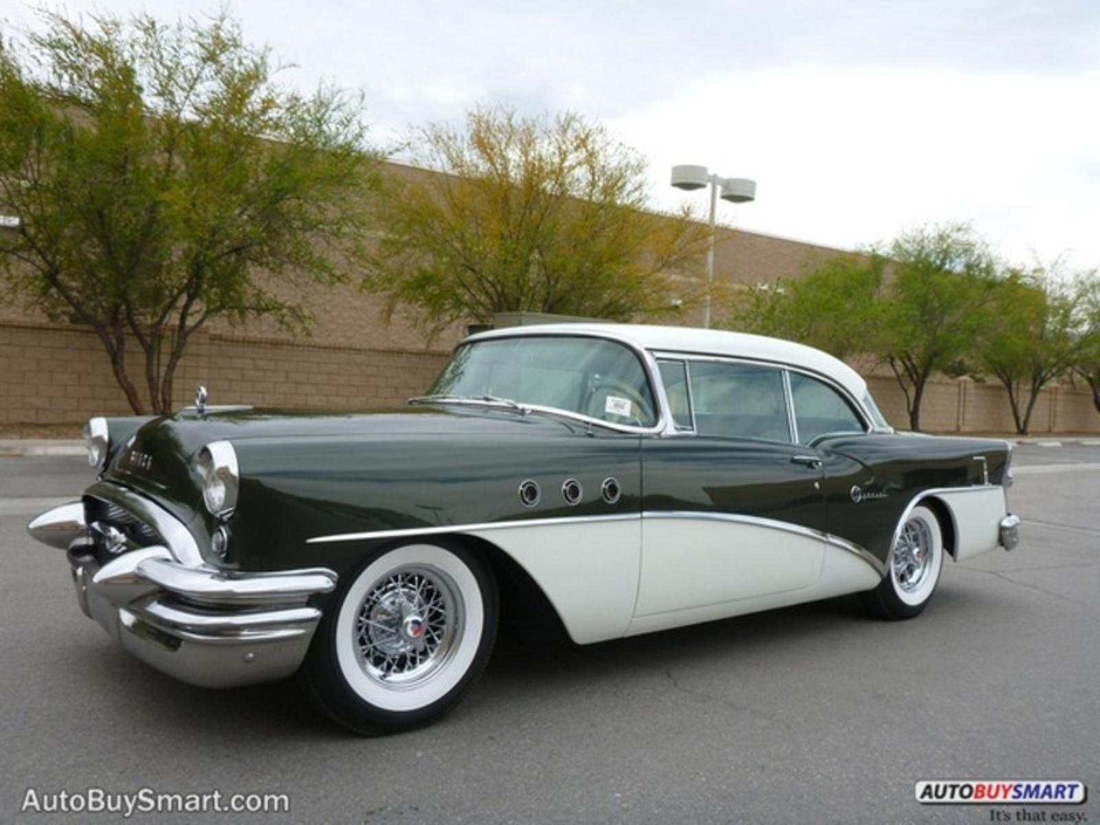 1955 Buick Riviera Special