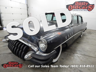 1955 Buick Super 8 Runs Drives Brakes Steers Cool Grill Needs TLC Derry, NH
