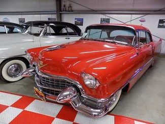 1955 Cadillac 62 Coupe - Utah Showroom Newberg, Oregon