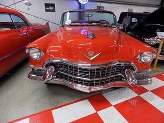 1955 Cadillac Eldorado Conv - Utah Showroom Newberg, Oregon