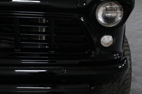 1955 Chevrolet 3100 RESTORED BG WINDOW 4X4 NAPCO TRIBUTE V8 AUTO | Denver, Colorado | Worldwide Vintage Autos in Denver, Colorado