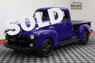 1955 Chevrolet 3100 ALL FACTORY STEEL FRAME OFF RESTORATION | Denver, CO | WORLDWIDE VINTAGE AUTOS in Denver CO