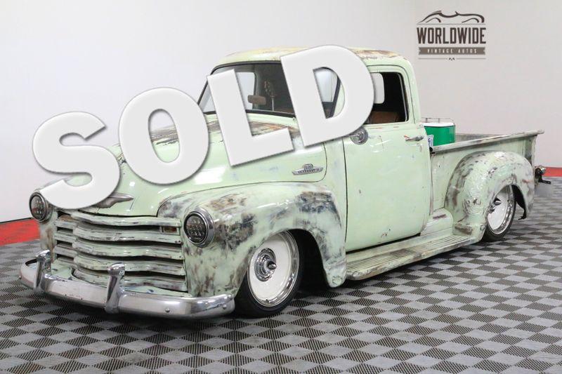 1955 Chevrolet 3100 RAT ROD PS PB DISC V8 SHOW WINNER | Denver, CO | WORLDWIDE VINTAGE AUTOS