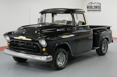 1955 Chevrolet 3100 CUSTOM DELUXE TRUCK BIG WINDOW SHORT BED | Denver, CO | Worldwide Vintage Autos in Denver, CO
