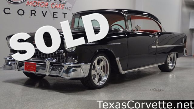 1955 Chevrolet Bel Air Lubbock Texas Classic Motor