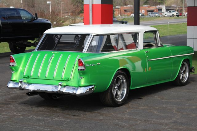 1955 Chevrolet Bel Air Nomad Mooresville , NC 24