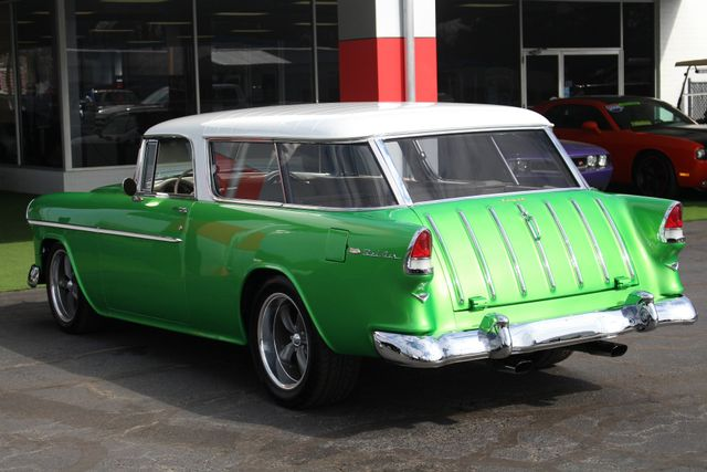1955 Chevrolet Bel Air Nomad Mooresville , NC 25