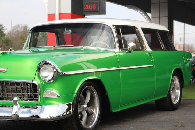 1955 Chevrolet Bel Air Nomad Mooresville , NC 27