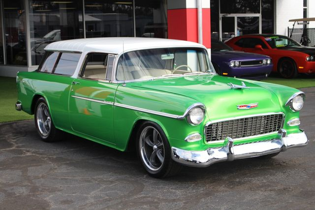 1955 Chevrolet Bel Air Nomad Mooresville , NC 22