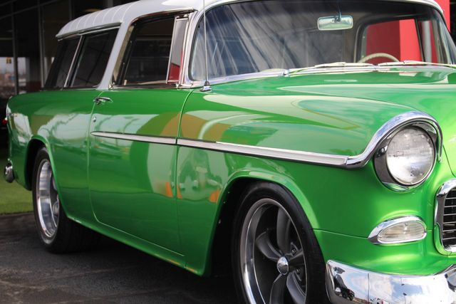 1955 Chevrolet Bel Air Nomad Mooresville , NC 26