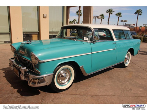 1955 Chevrolet Nomad  in Las Vegas, NV
