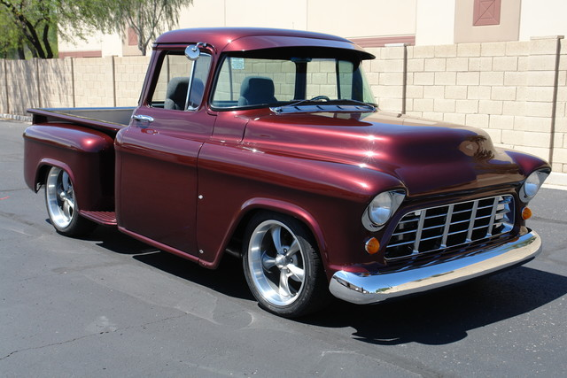 Ebay 1955 Chevy Pickup For Sale Autos Post