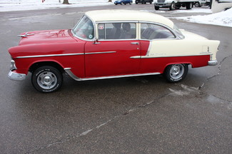 1955 Chevrolet Bel Air Chrome Newberg, Oregon