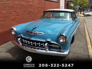 1955 Desoto Fireflite V8 Sportsman 2 Door Hardtop HEMI No Rust Museum Quality Impossibile to Duplicate in Seattle,