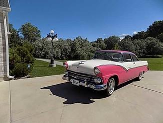 1955 Ford Crown Victoria Fairlane - Utah Showroom Newberg, Oregon