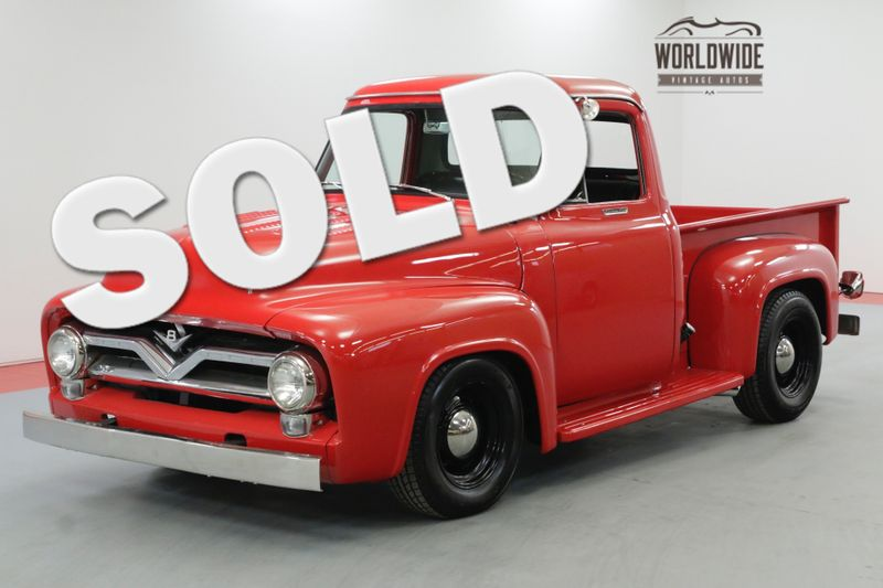 1955 Ford F100 FRAME OFF RESTO V8 NEW EVERYTHING SHOW READY | Denver, CO | Worldwide Vintage Autos