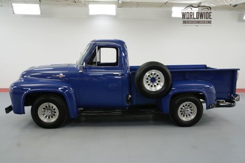 1955 Ford F250 FRAME OFF RESTORED V8 VINTAGE A/C 4K MILES | Denver, CO | Worldwide Vintage Autos in Denver, CO