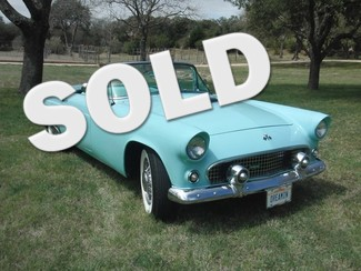 1955 Ford Thunderbird Beaumont, TX