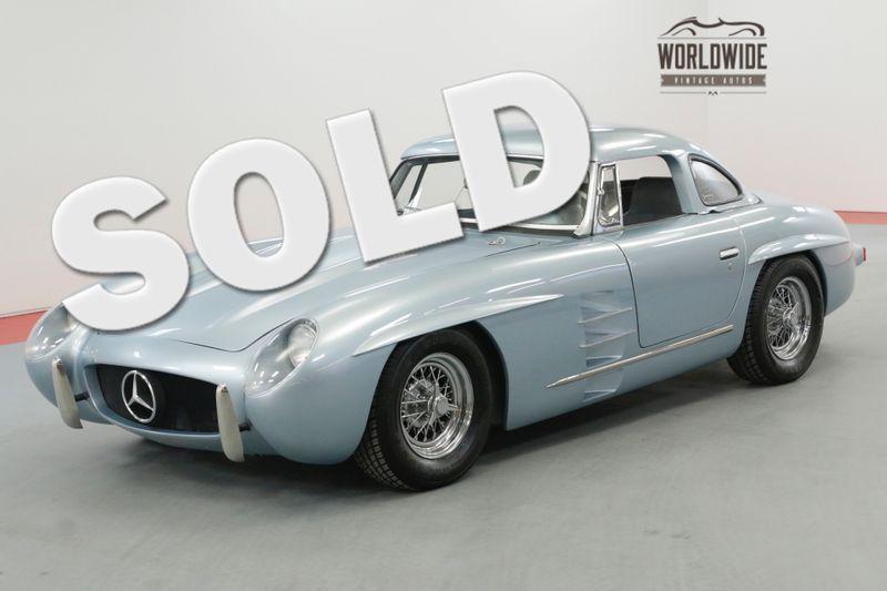 1955 Mercedes-Benz 300SL ROADSTER CONVERTIBLE V8 AUTO AC | Denver, CO | Worldwide Vintage Autos