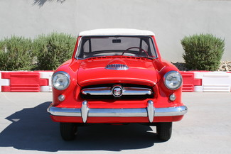 1955 Nash Metropolitan in Phoenix AZ