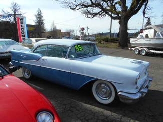 1955 Oldsmobile 88 -Oregon Showroom Newberg, Oregon 1