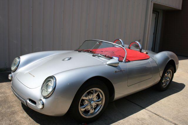 1955 Porsche 550 Spyder Convt Houston, Texas 1
