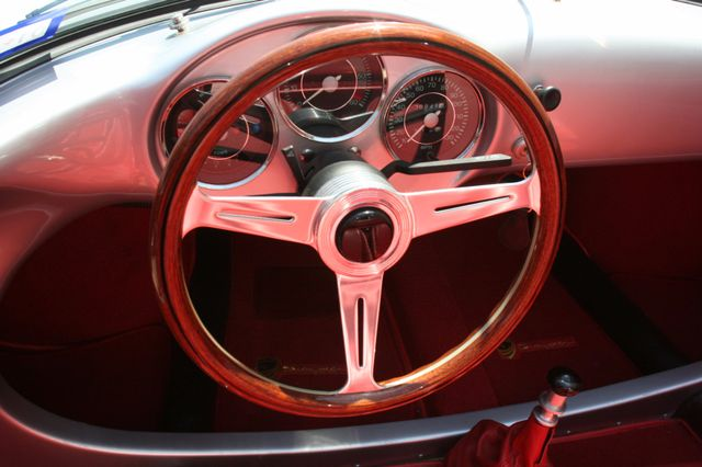 1955 Porsche 550 Spyder Convt Houston, Texas 12