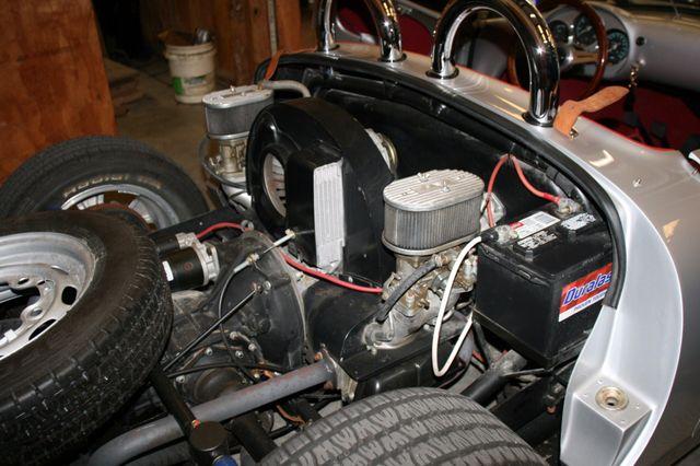 1955 Porsche 550 Spyder Convt Houston, Texas 15