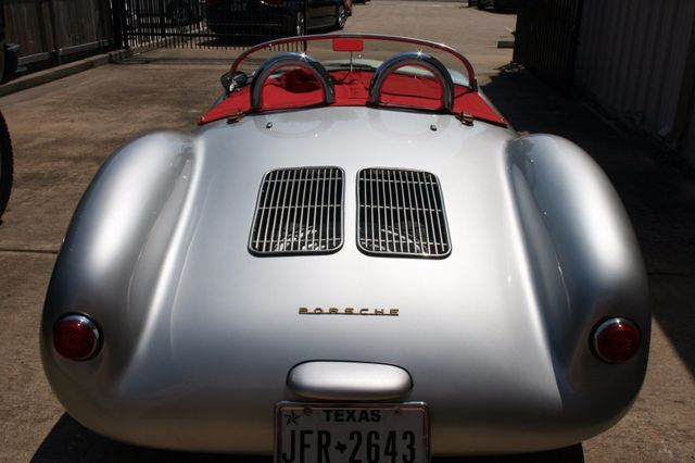 1955 Porsche 550 Spyder Convt Houston, Texas 6