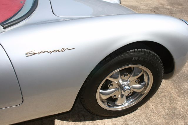 1955 Porsche 550 Spyder Convt Houston, Texas 7