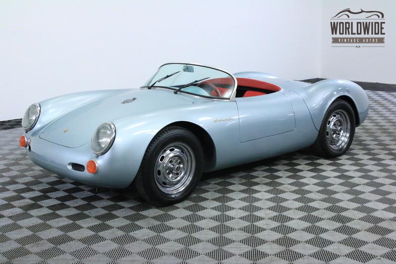 1955 porsche spyder 550 beck recreation excellent driver in denver colorado - Porsche Spyder 550